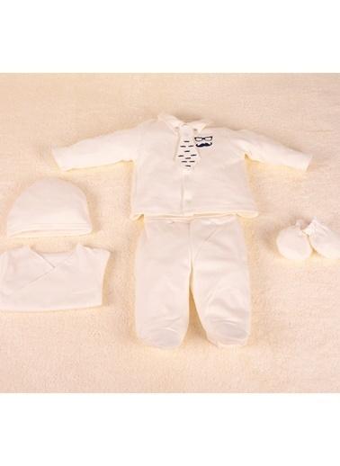 Aybibaby Little Gentleman_D.B Hastahane Çıkışı 5 Parça Renkli